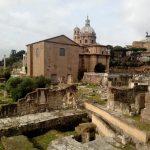 Passeggiata a roma