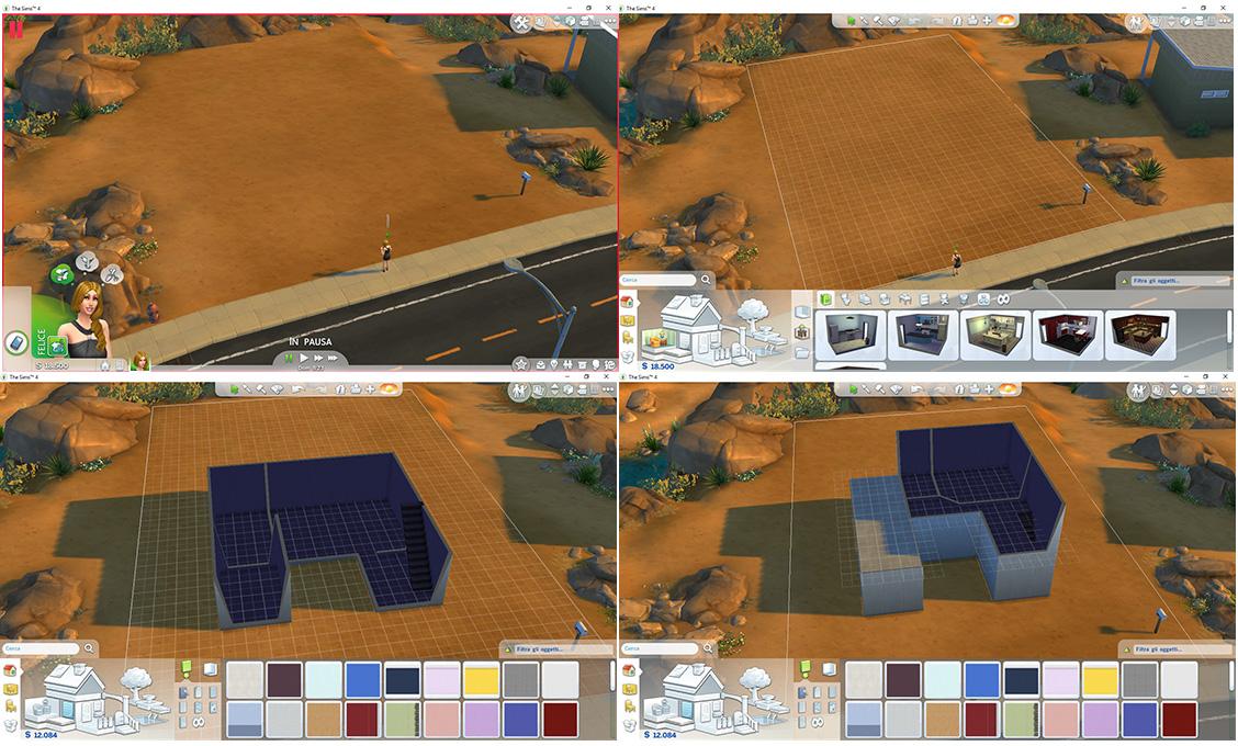costruire una nuova casa in the sims 4 blog di flowergirl