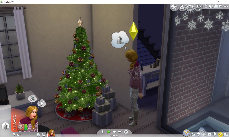 Decorazioni Natalizie The Sims 4.E Natale Anche Per I Sim Holiday Celebration Pack