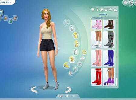 Look primaverile per the sims!